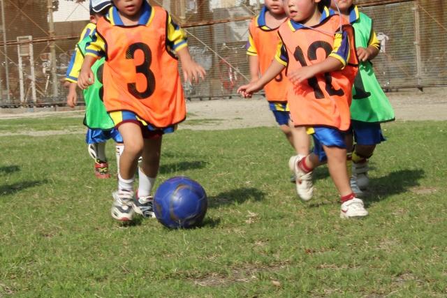 あなたもSPORTSBITOサッカーアカデミーでサッカーを始めませんか